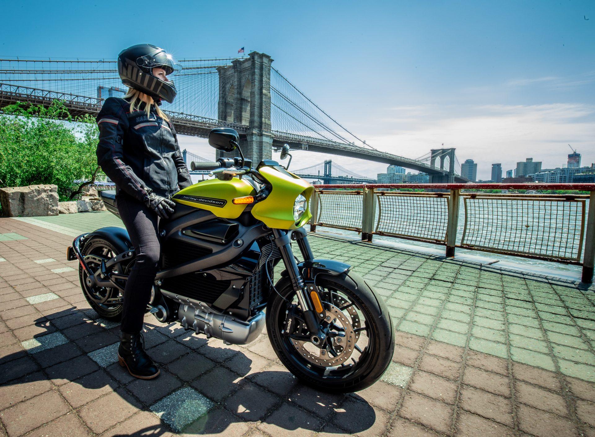 Harley-Davidson Company_LiveWire