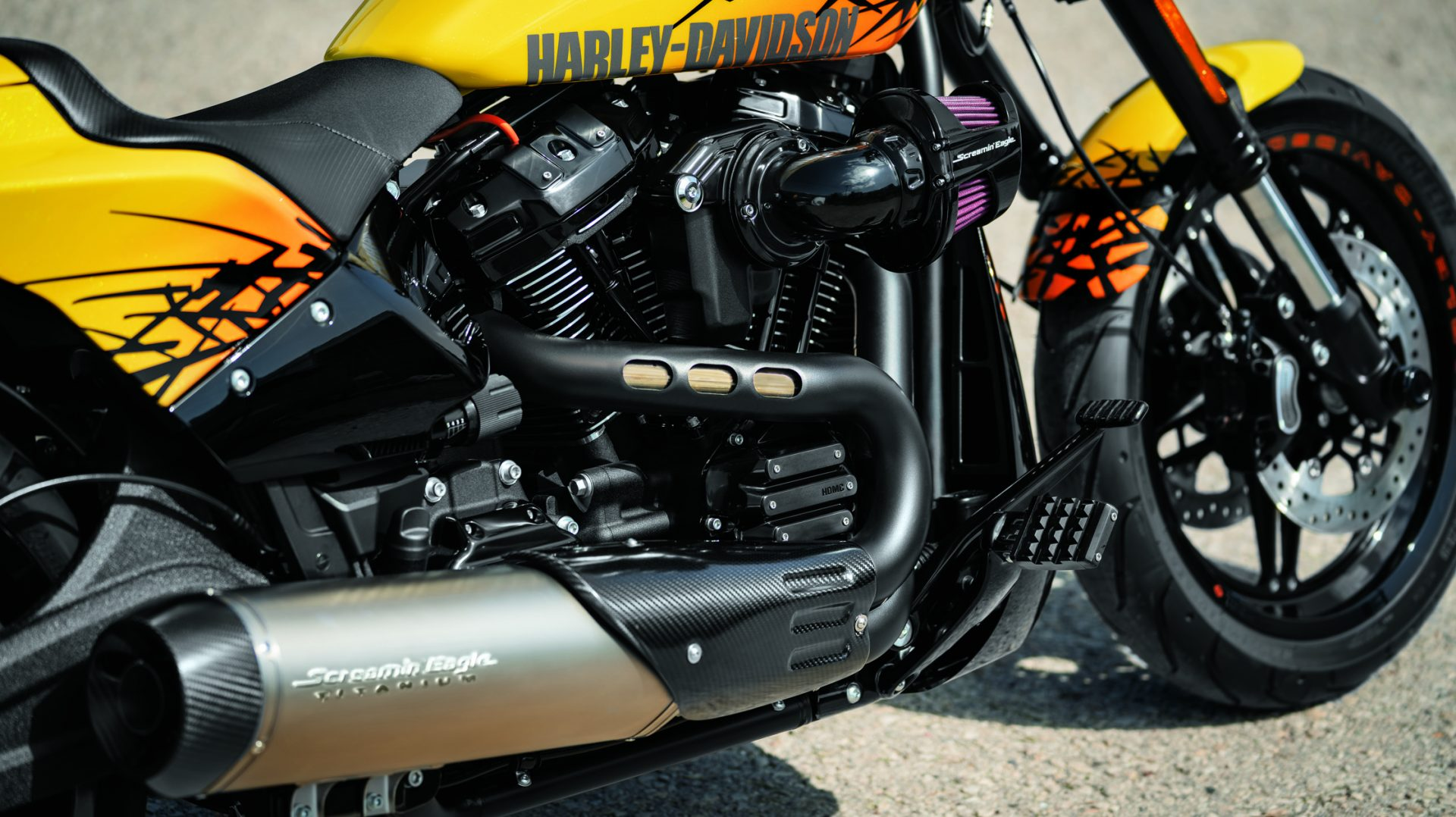 H-D Presseservice_Neue Screamin Eagle Schalldämpfer
