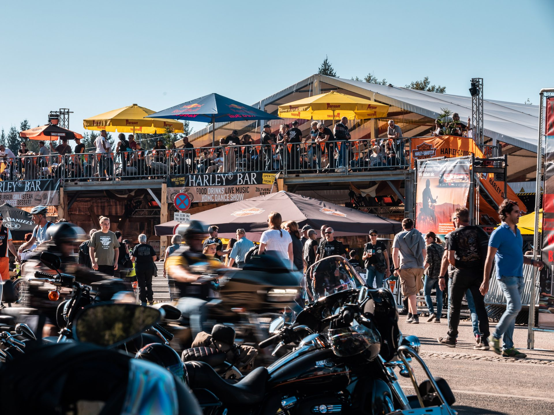 H-D Presseservice_European_Bike_Week_2019